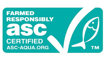 Products comply with the requirements of the MSC Chain of Custody Standard (COC).