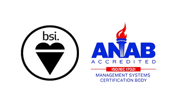 Certified in compliance with internationally recognised standards dedicated to food quality and safety.